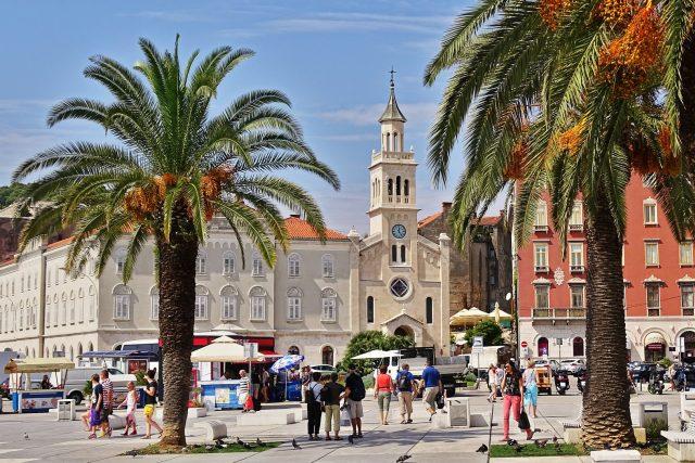 Chorvatský Split
