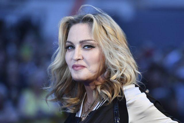 Madonna v září 2016