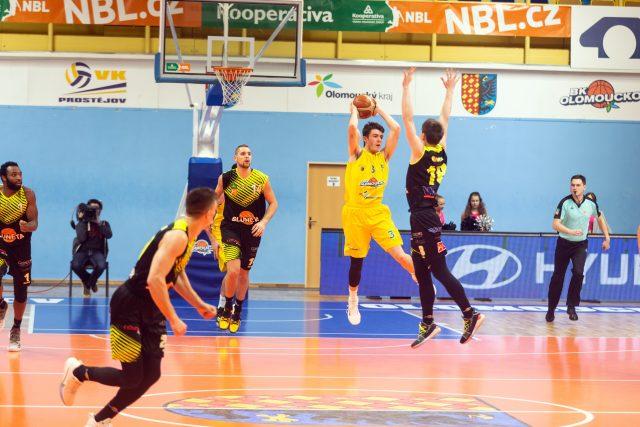 Prostor ve vysílání nového sportovního kanálu má dostat i basketbal | foto:  Stanislav Heloňa / MAFRA,  Stanislav Heloňa / MAFRA / Profimedia