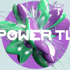 Ukázka z vysílání stanice Power TV.